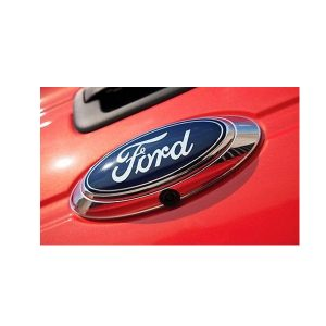 Easy to Install Ford® Logo Housing