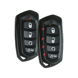 2-way LED Keyless Entry & Remote Start System