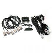 OEM-D600 Digital Parking Sensor System Front & Rea