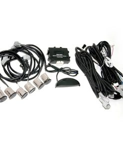 OEM-D600 Digital Parking Sensor System Front & Rea