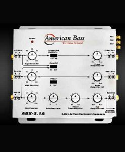 american-bass-corssover-ABX-3.1A