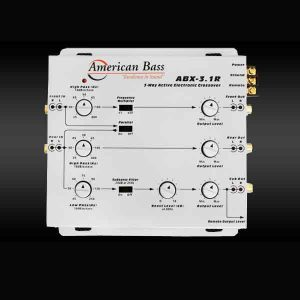 american-bass-corssover-ABX-3.1R